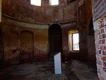 Tempio rovinato Fotografie Stock Libere da Diritti