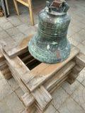 Tempio russo delle campane di chiesa, Russia La foto è regolato Foto di arte Immagini Stock