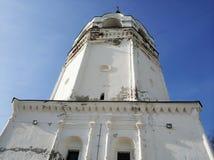 Tempio russo delle campane di chiesa, Russia La foto è regolato Foto di arte Immagine Stock Libera da Diritti