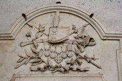 Tempio sacro dell'italiano Fotografia Stock Libera da Diritti