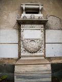Tempio sacro dell'italiano Immagine Stock Libera da Diritti