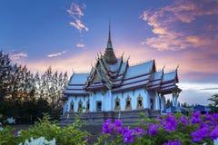 Tempio santo del santuario Fotografie Stock Libere da Diritti