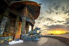 Tempio santo del santuario Fotografia Stock Libera da Diritti