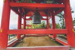 Tempio Shouro di Kiyomizu fotografia stock