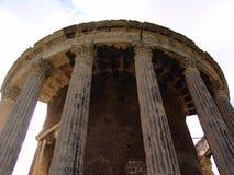 tempio sibilla della стоковое изображение rf