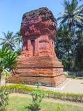 Tempio su East Java fotografia stock libera da diritti