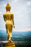 Tempio sulla montagna Fotografie Stock Libere da Diritti