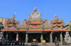 Tempio Taichung Taiwan di Nan Tian Fotografia Stock