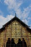 Tempio tailandese di arte della Tailandia Immagini Stock
