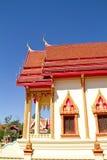 Tempio tailandese, Wat Dampra Immagine Stock Libera da Diritti