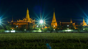Tempio tailandese WatPhrakaew Fotografia Stock