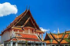 Tempio Tailandia Fotografie Stock Libere da Diritti
