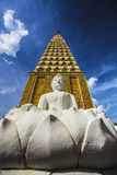 Tempio in Tailandia Fotografia Stock