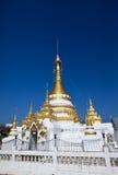 Tempio in Tailandia del Nord. Immagini Stock Libere da Diritti