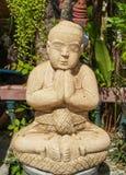 Tempio Tailandia della statua Fotografie Stock