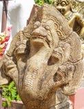 Tempio Tailandia della statua Immagini Stock Libere da Diritti