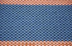 Tempio-tetto della Tailandia Immagini Stock