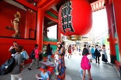 Tempio Tokyo del Giappone Asakusa Senso-ji fotografia stock