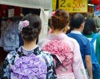 Tempio Tokyo, Giappone di Sensoji fotografia stock libera da diritti