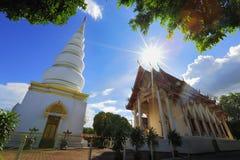 Tempio in Trang, Tailandia Fotografie Stock