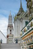 Tempio Wat Arun a Bangkok Immagine Stock