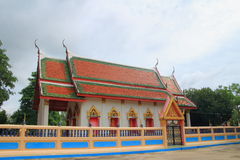 Tempio Wat Nang Chi Fotografia Stock Libera da Diritti