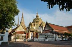 Tempio Wat Pho Fotografia Stock Libera da Diritti