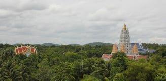 Tempio Wat Yan Fotografia Stock