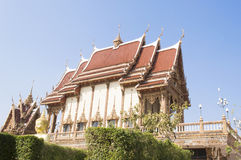 Templ de Chalong Imagem de Stock