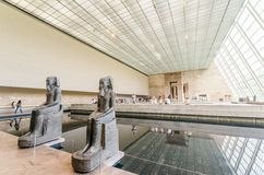 Templa of Dendur Stock Image