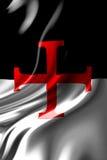 Templar标志 免版税库存图片