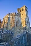 Templar castle Royalty Free Stock Photo