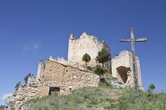 Templar castle Stock Images