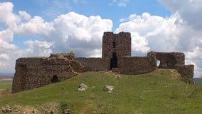 Templar castle Royalty Free Stock Photography