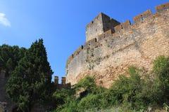Templar Castle Royalty Free Stock Photos
