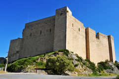 Templar Castle of Miravet, Spain Royalty Free Stock Photos