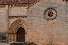 Templar chapel Stock Photos