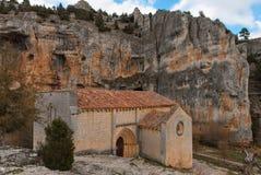 Templar chapel Stock Photography