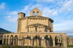 Templar church Royalty Free Stock Photo