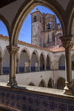 Templar Convent of Christ in Tomar Stock Photography
