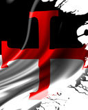 Templar cross Stock Photos