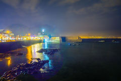 Templar Fortress in Acre Royalty Free Stock Image