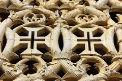 Templar Kreuz Stockbild