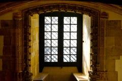 Templar kyrka Arkivfoton