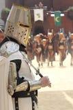 Templar riddare Arkivfoton