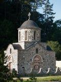 Templar's church Royalty Free Stock Photo