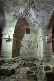 Templar Schloss des Morgenritters, Stockfotografie