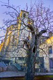 Templar stronghold Royalty Free Stock Images