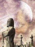 Templars del cavaliere Immagini Stock