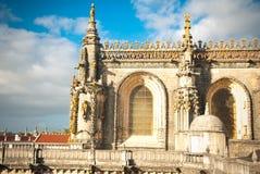 Templars in Portugal Stock Photos